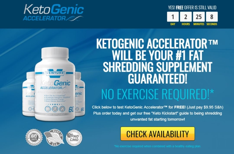 Ketogenic Accelerator 2