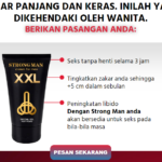 Strong Man XXL Cream For Men – Zakar Pembesaran Krim! Harga & Beli